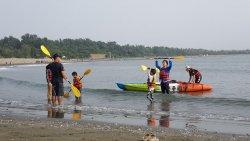 漁光分校下學期開辦風帆課程
