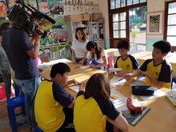 公共電視「台灣囝仔、讚!」播出介紹樹人國小