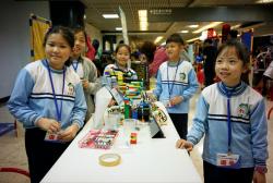 太康低碳創客小玩家,首次參加FLL JR機器人創意賽獲佳績
