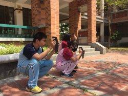 推動閱讀有新意-和順國中建築「數學與理化」之美攝影比賽
