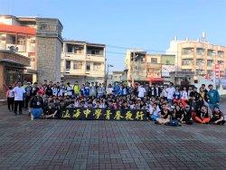 瀛海台江青年起步走  飛揚100全國銀牌獎