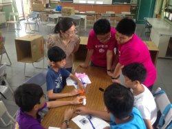 數學好好玩 國小學童至和順假日遊學