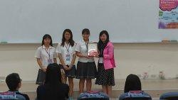 永仁組隊挑戰「提升高中生國際視野計畫專題論文競賽」榮獲優等