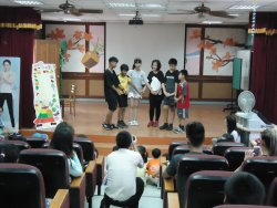 吉貝耍國小--歡迎遠從臺北市長華國際蒙特梭利實驗教育機構來的小小客人