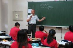 破天荒第一次,永仁高中校長公開觀課