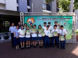 瀛海中學南市科展競賽團體組蟬連第一 學生從吃零食發現如何驗證蜂蜜優劣的秘密晉級全國賽