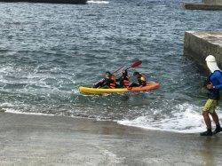 轉載中時電子報--台南東山吉貝耍國小畢業生遠征綠島 感受海洋魅力  轉載自由電子報--吉貝耍國小6生挑戰獨木舟、浮潛 校友贈單車