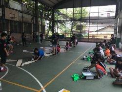 吉貝耍國小—暑假不留白,機器人課程與城鄉、國際交流