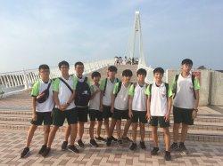 國三豐富畢旅讓瀛海學子歡笑聲不斷、美麗記憶滿點