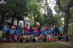 吉貝耍國小—幸福藍染體驗活動