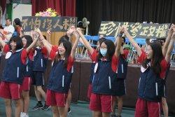 不畏空汙來襲,永仁高中校慶室內主題展演熱鬧慶生