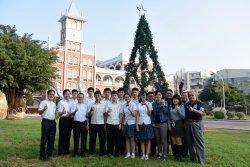 長榮中學六年一貫學子學科競賽複賽  成績全壘打囊括全科獎項