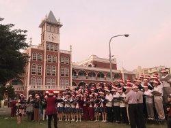長榮中學2018聖誕點燈  點燃希望傳遞祝福