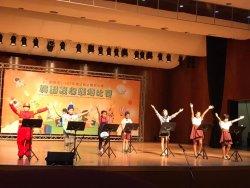 吉貝耍國小--恭喜本校學生獲臺南市107年度「魔法語花一頁書」競賽高年級C組佳作的肯定與參加英語讀劇初體驗