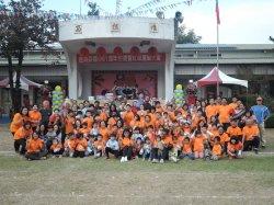吉貝耍國小--幸福學園運動會,精彩的表演與靜態展覽