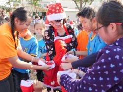 慶祝聖誕節—四校英語聯合闖關