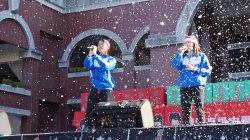感恩耶誕音樂會、感恩有你!----- 我們不一樣、音樂、戲劇、熱舞、雪落、天燈  溫馨暖意登場
