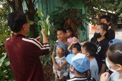 吉貝耍國小—學期末有趣的課程與課後社團活動