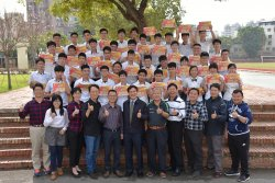 長榮中學108年學測成績再創新顛峰