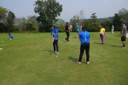 吉貝耍國小--參加108年臺南市高爾夫擊準比賽,成績優異