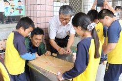 樹人國小107週年校慶運動會復古親子童玩體驗