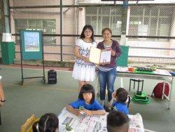吉貝耍國小—溫馨母親節盆栽與卡片製作