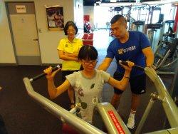 《專業支援,跨界合作》港尾教師體適能研習,與健身中心攜手打造