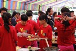 永仁史上最環保園遊會 盛裝免用塑膠