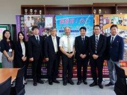 關西五府縣代表來訪永仁推廣赴日教育旅行