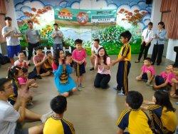 《大專生偏鄉宣導反毒 與港尾學童玩在一起 》中時電子報 2019-06-25