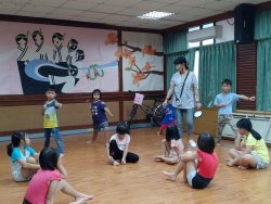 吉貝耍國小-108年度夏日樂學課程