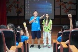 吉貝耍國小-108學年度第一學期班親會